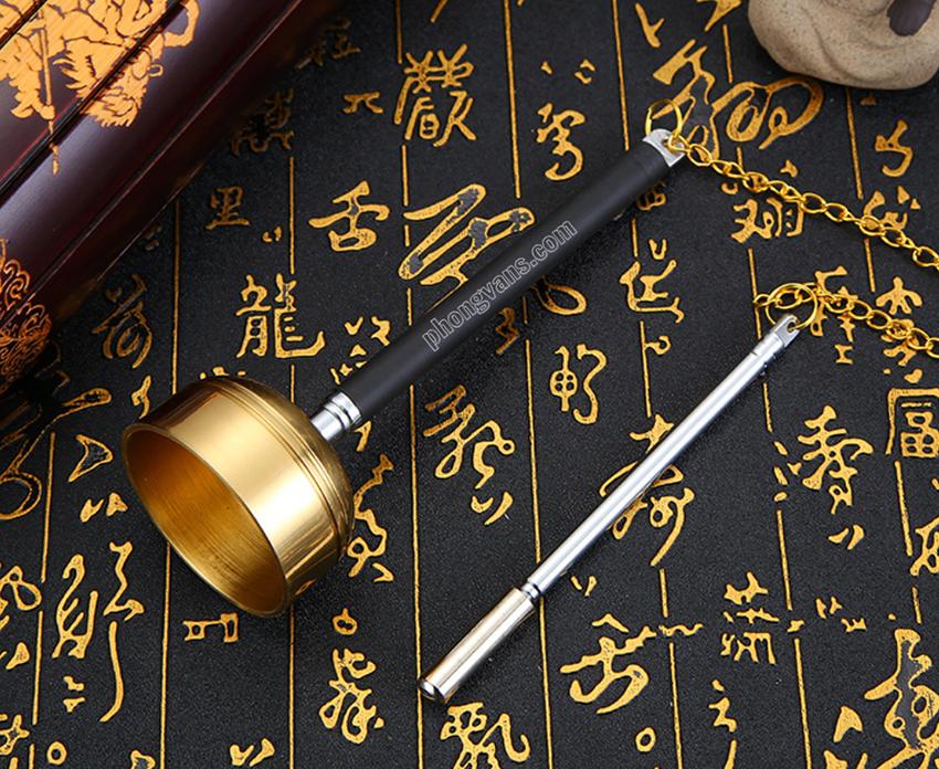 Khánh Đài Loan đồng vàng chỉnh được độ dài
