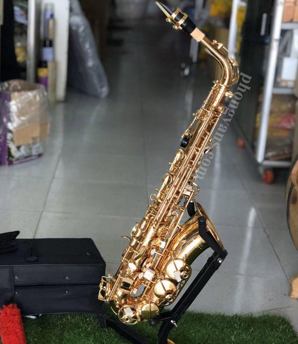 Kèn saxophone alto yamaha vàng