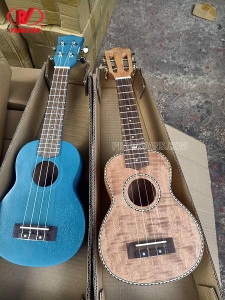 Bán sỉ buôn đàn ukulele gỗ giá rẻ