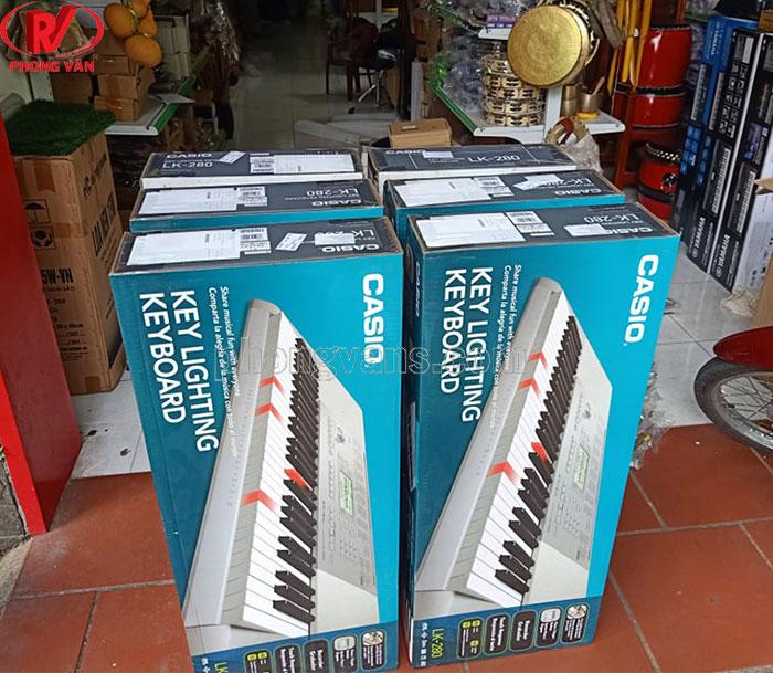 Bán sỉ đàn organ Casio Lk280