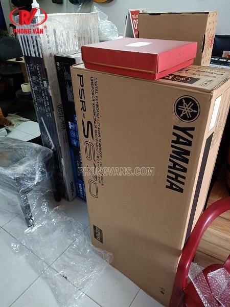 Bán sỉ đàn organ Yamaha S670 cho giáo viên