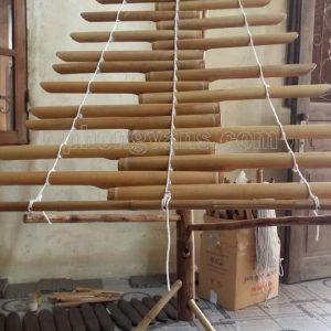 Bộ đàn t rưng trầm 25 ống biểu diễn