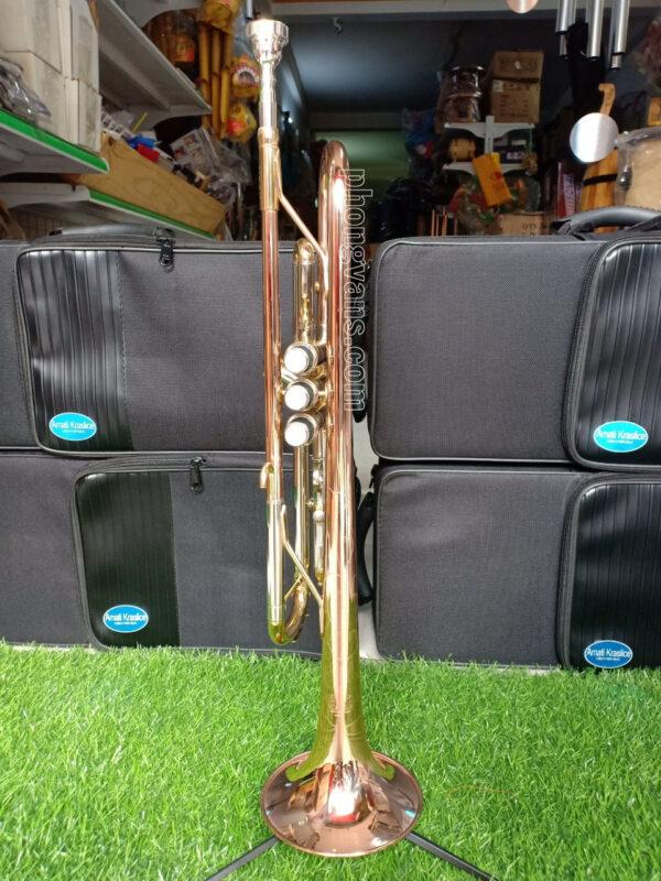 Kèn trumpet Tiệp Amati loa đỏ ATR-311