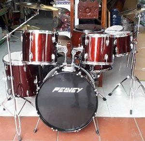 Trống nhạc jazz Peavey 7 trống 3 cymbal