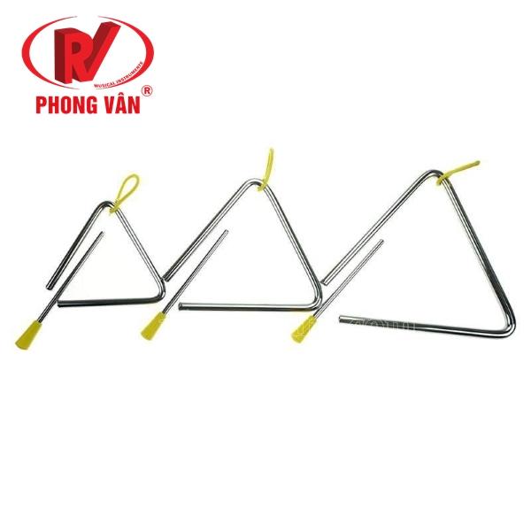 Bán sỉ mành chuông tam giác triangle 4in 5 inch 6 7 8 9 10 in
