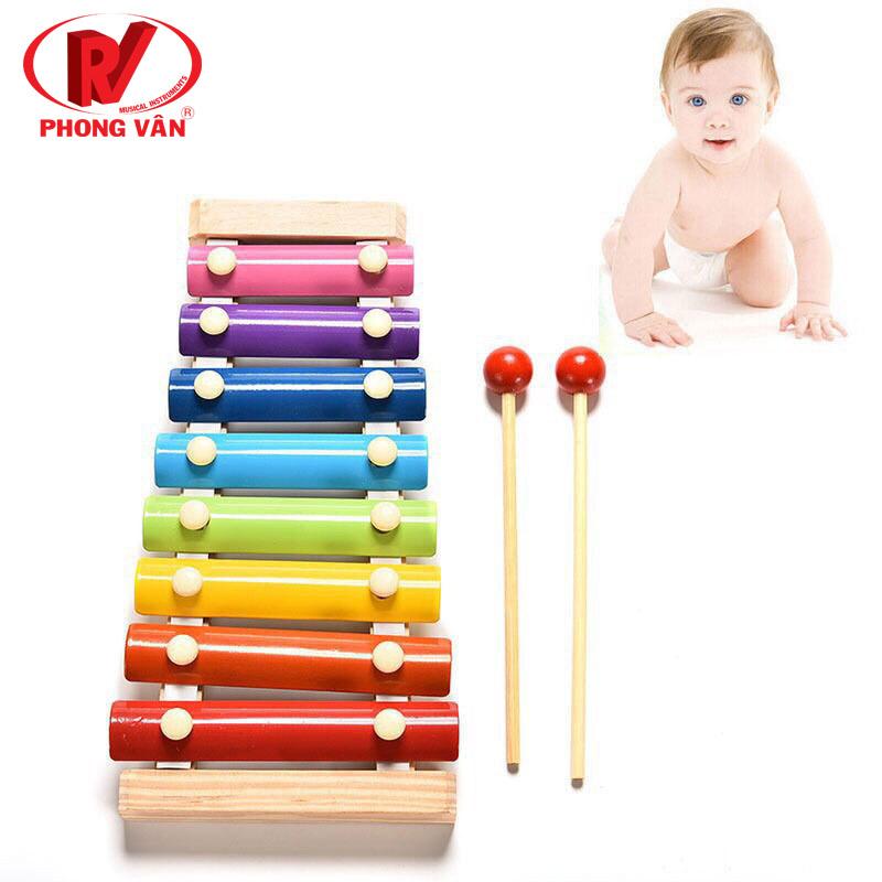 Đàn xylophone 8 thanh đồ chơi giáo dục