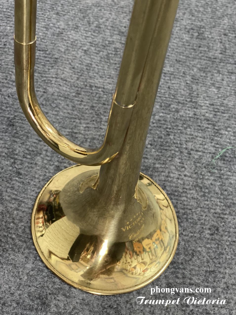 Kèn trumpet La rông hiệu Victoria trường học