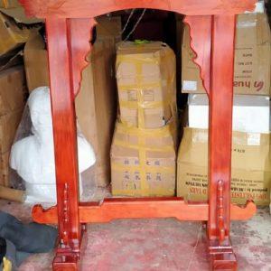 Giá kệ treo chuông chùa 80cm