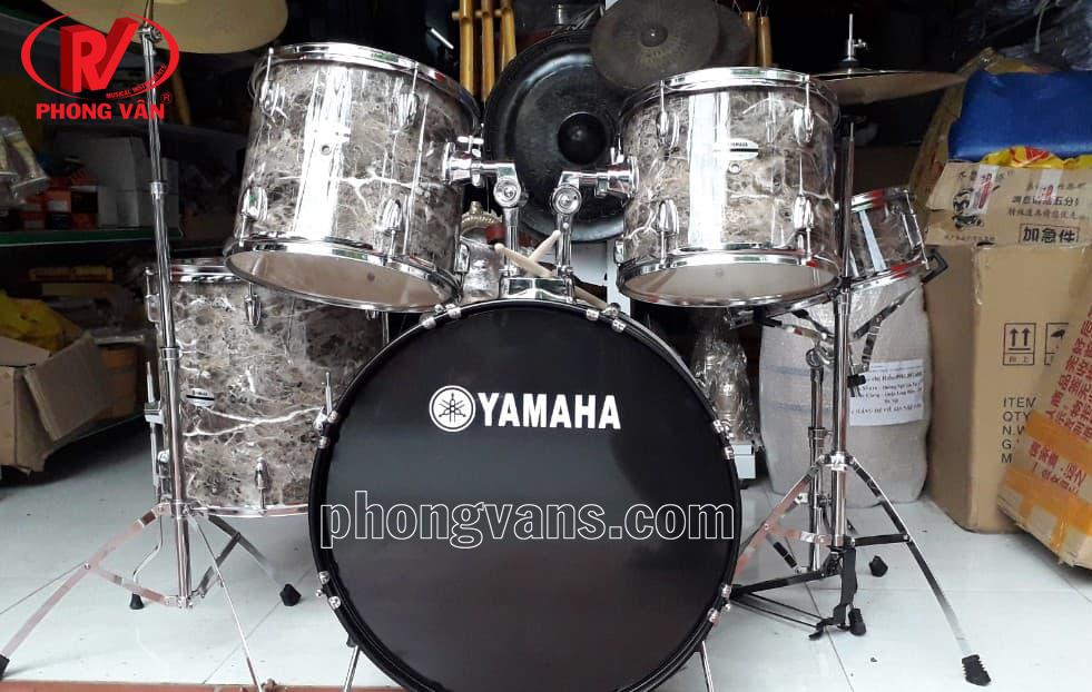 Trống jazz Yamaha màu đẹp đặc biệt