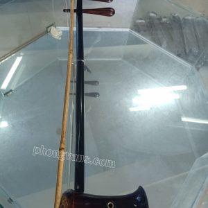 Đàn nhị gỗ cẩm lai gắn mobin