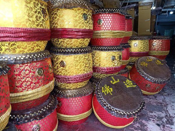 Bán sỉ trống lân Trung Quốc giá rẻ