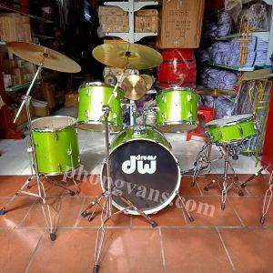 Trống nhạc jazz DW drum Mỹ