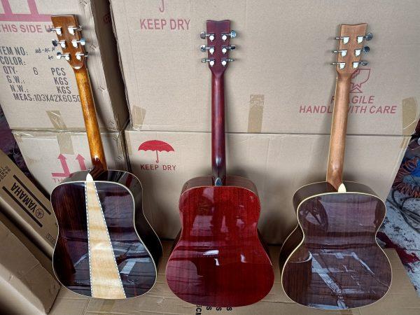 Bán sỉ đàn guitar gỗ Cẩm Ấn Morris Yamaha Tanglewood
