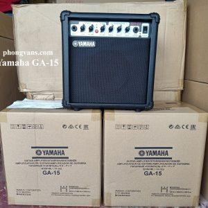 Bán sỉ ampli Yamaha GA15 chơi guitar