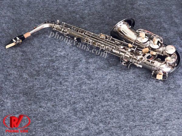 Kèn saxophone alto Yamaha Mk007 màu trắng