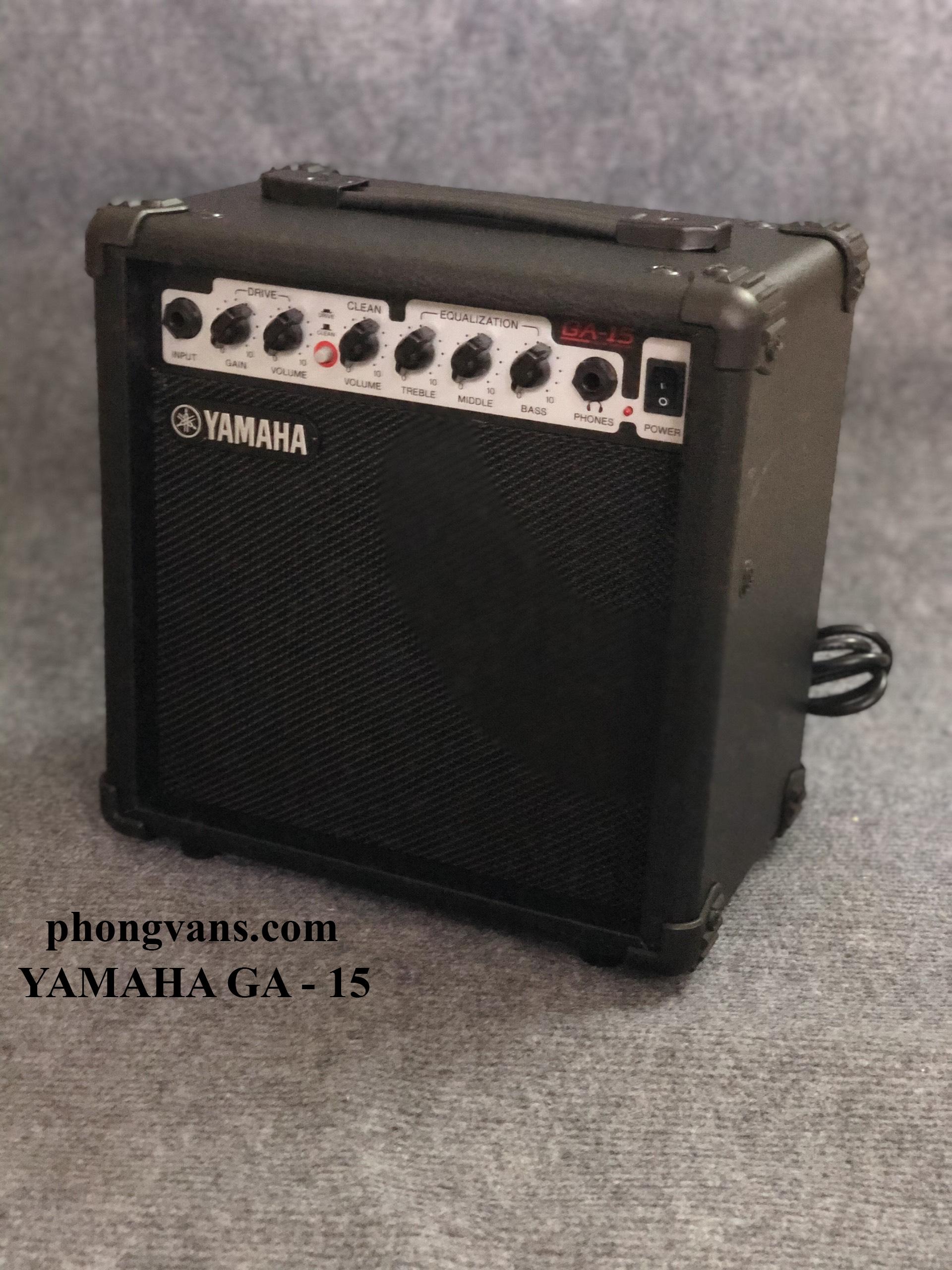Bộ Khuếch Đại Ampli Yamaha GA-15