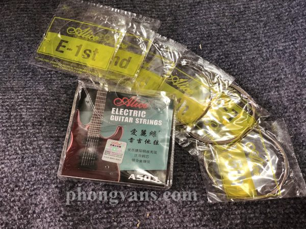 Dây guitar điện electric strings Alice A503