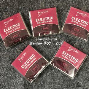 Bộ dây guitar điện electric strings Deviser