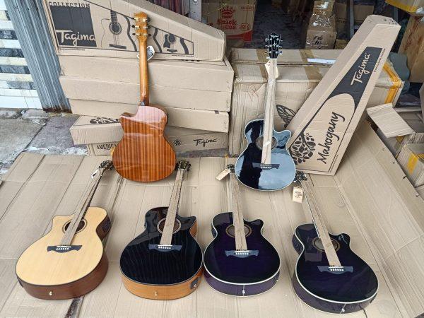 Bán sỉ đàn Guitar Tagima EQ chính hãng