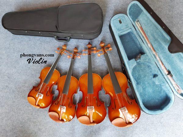 Bán sỉ đàn violin gỗ giá rẻ