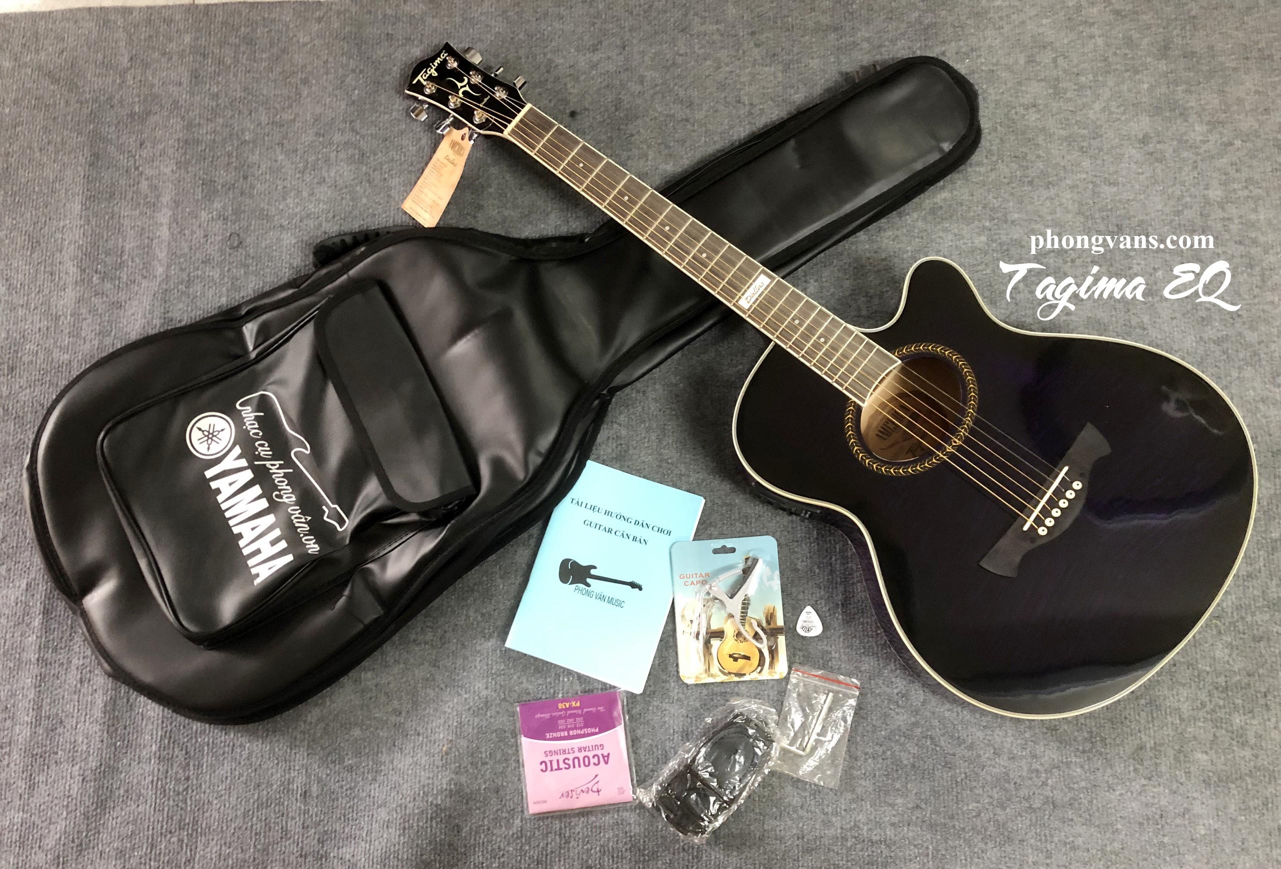 Đàn Guitar Tagima EQ chính hãng
