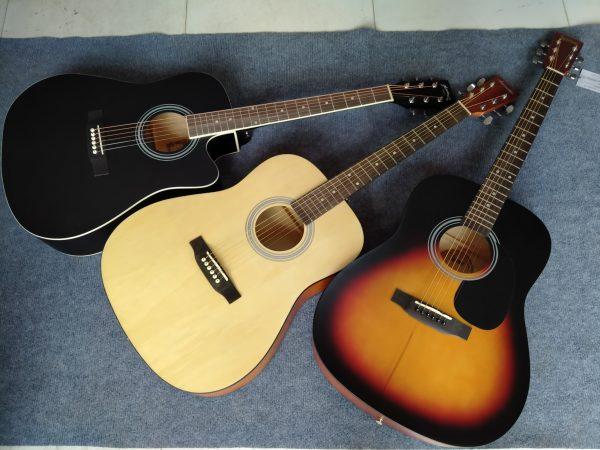 Phân phối sỉ buôn đàn guitar trên toàn quốc