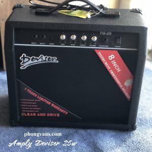 Âm Ly Guitar Deviser TG25