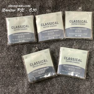 Dây đàn classical guitar strings Deviser