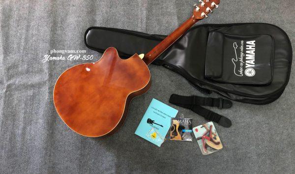 Đàn guitar gỗ acoustic Yamaha GW-850