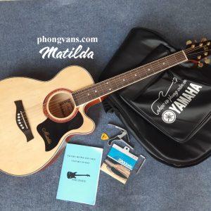 Đàn guitar Matilda M5-AC thùng mỏng thinbody