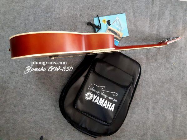 Đàn guitar acoustic Yamaha GW-850 thùng mỏng