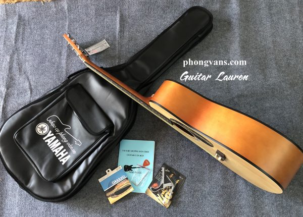 Đàn guitar acoustic Lauren size 41