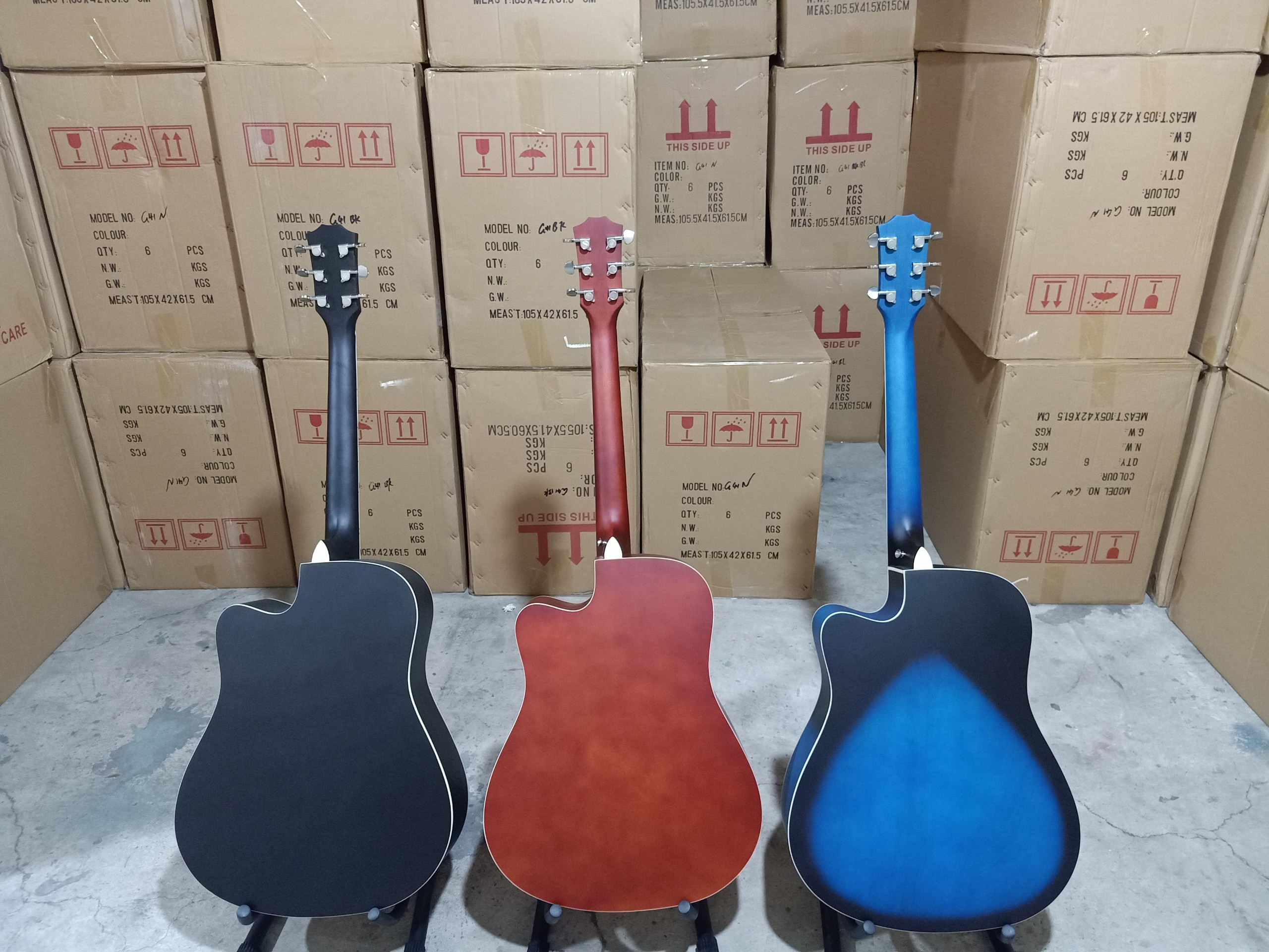 Bán sỉ guitar acoustic Rosen G11 giá rẻ
