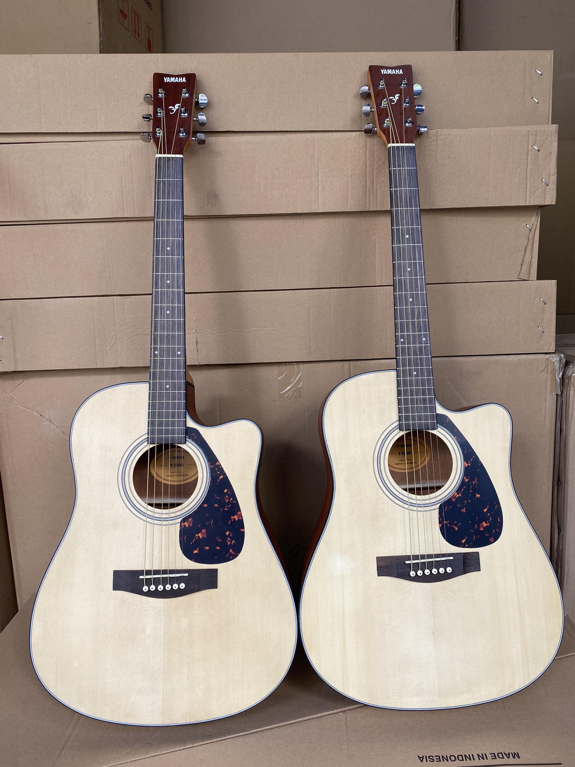 Bán sỉ đàn guitar thùng Yamaha F3000 giá rẻ