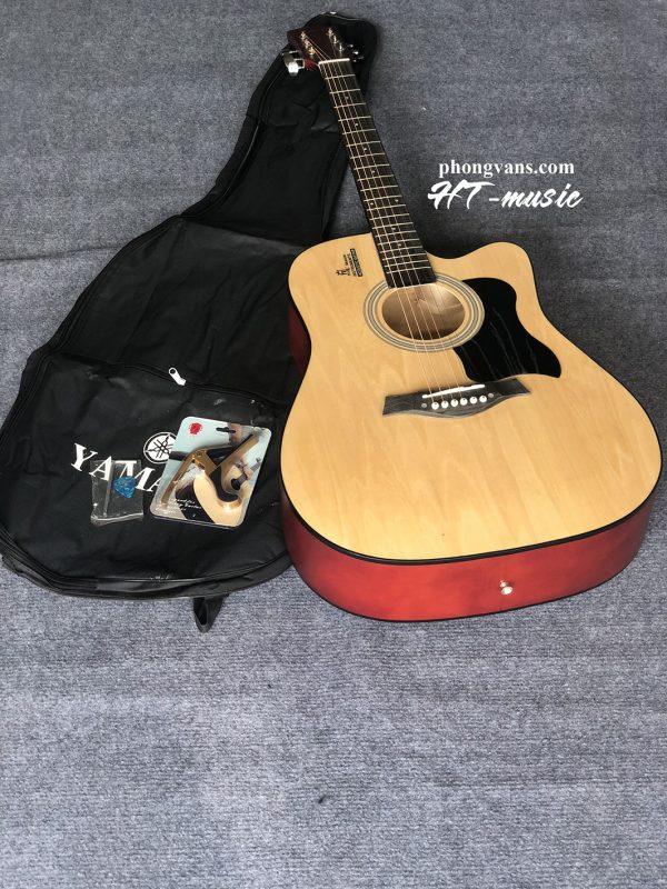 Guitar acoustic HT music