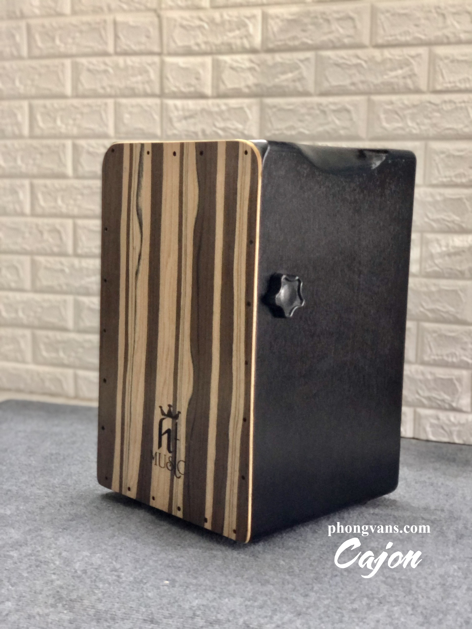 Trống cajon cao cấp HT music