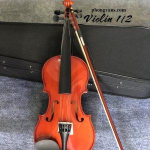 Đàn violin size 1/2 cao cấp