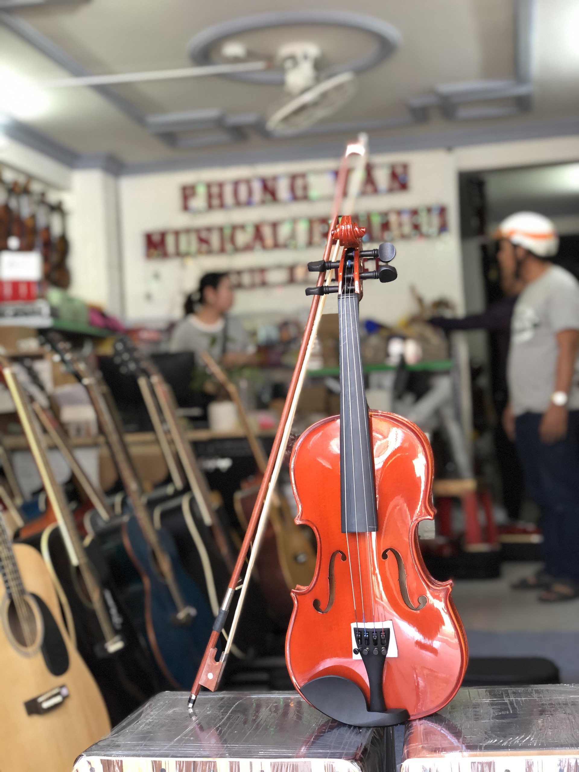 Đàn violin size 3/4 cao cấp