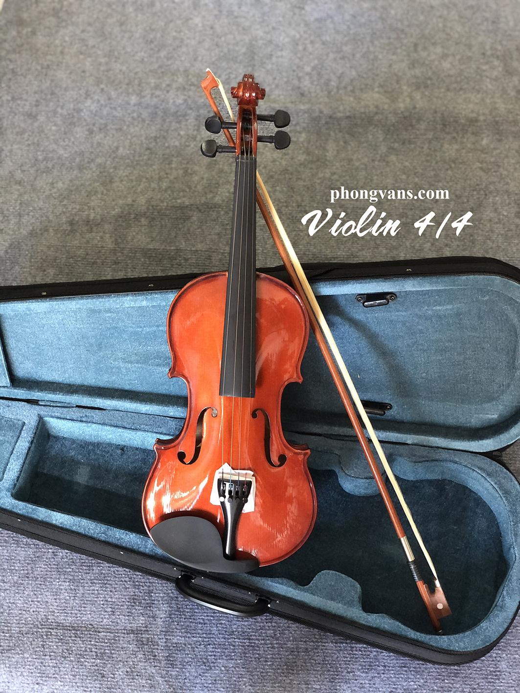 Đàn violin size 4/4 cao cấp