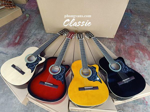 Sỉ guitar classic có ty nhập khẩu