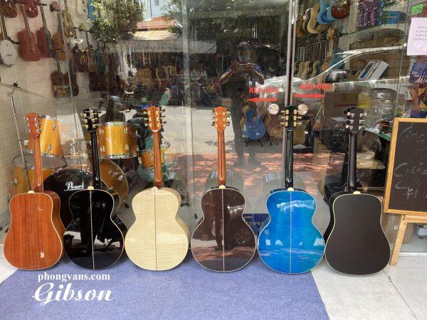 Đàn guitar acoustic Gibson USA