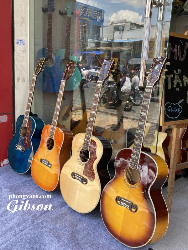 Đàn guitar acoustic Gibson USA
