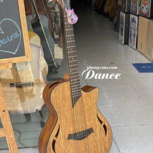 Đàn guitar Dance gỗ walnut