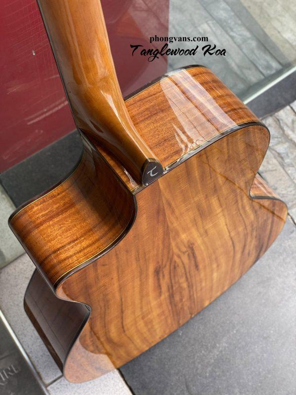 Đàn Guitar Tanglewood gỗ Koa cao cấp