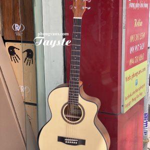 Đàn Guitar Acoustic Tayste TS- J34A chính hãng