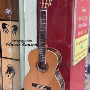 Guitar classic Kaysen gỗ cẩm ấn