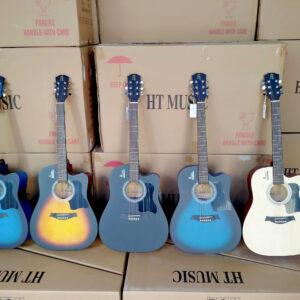 Bán sỉ đàn guitar acoustic hãng HT music