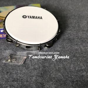 Trống gõ bo màu trắng Yamaha nhập khẩu