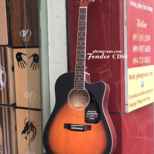 Guitar acoustic Fender CD60