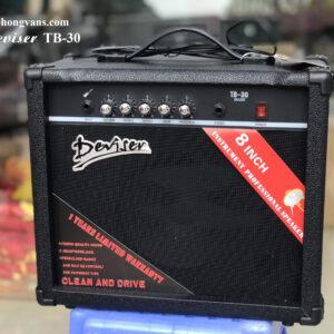 Ampli guitar điện bass Deviser TB-30
